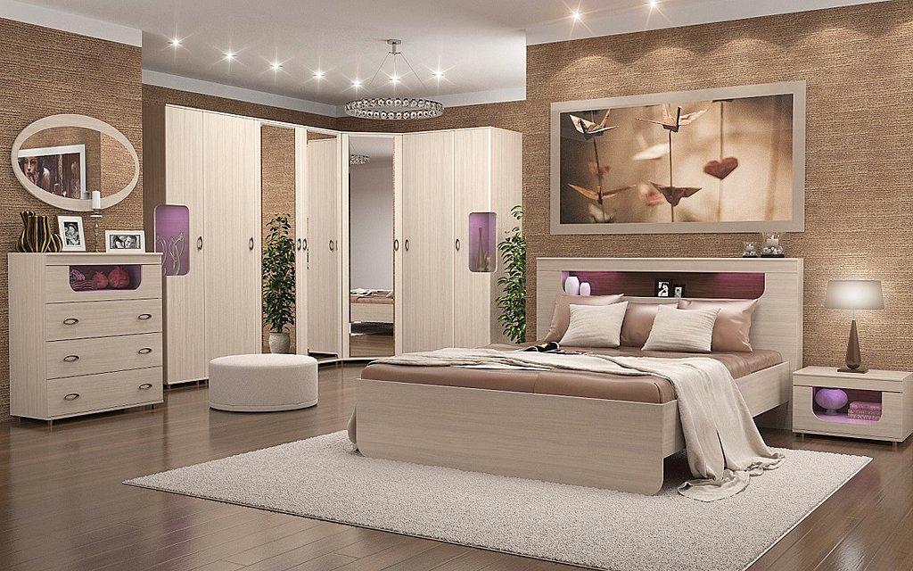 Много мебели спальни фото