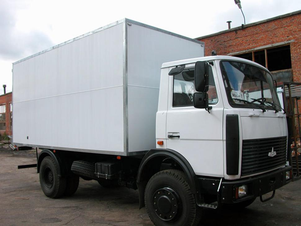 Фургон промышленный изотермический …