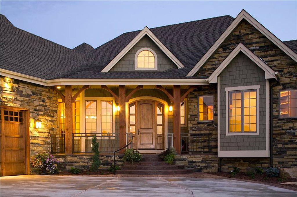 Экстерьер деревянных домов фото