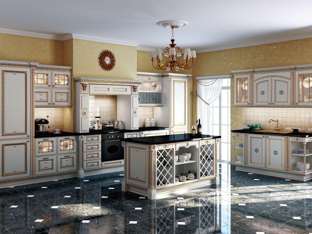 Красивейшие интерьеры кухни