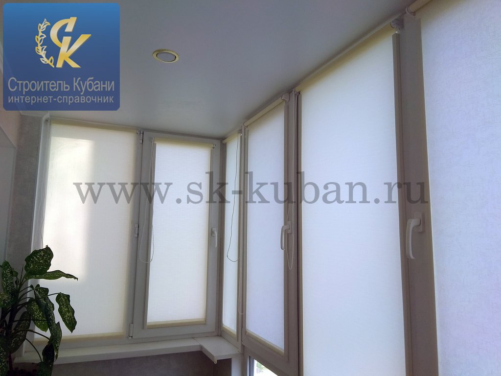 Роликовые шторы своими руками фото 540