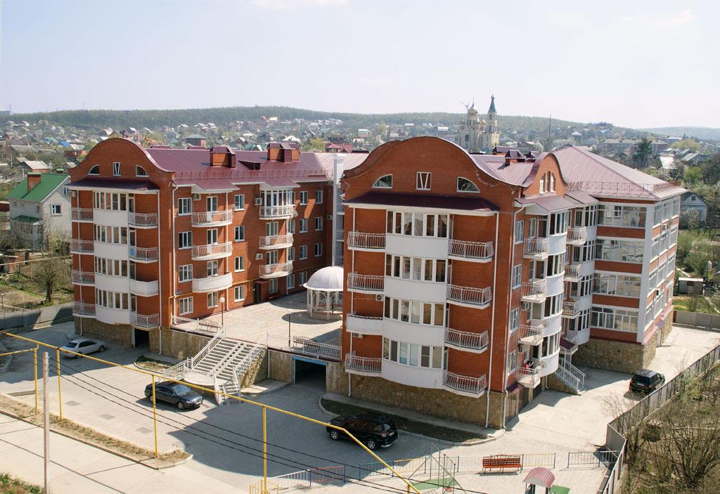 Строительство квартир, коттеджей г. Горячий Ключ.