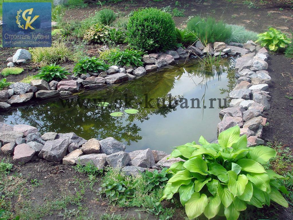 Пруды в саду своими руками фото фото 754