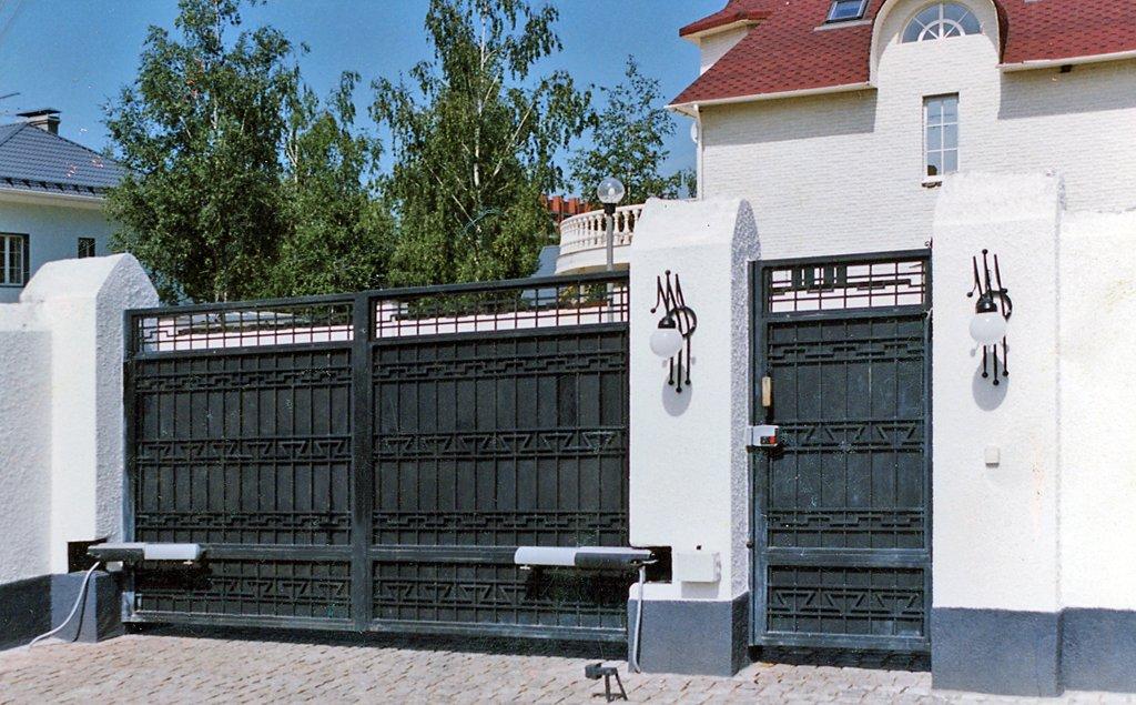 Ворота сова в краснодаре цена ворот и калиток из профнастила