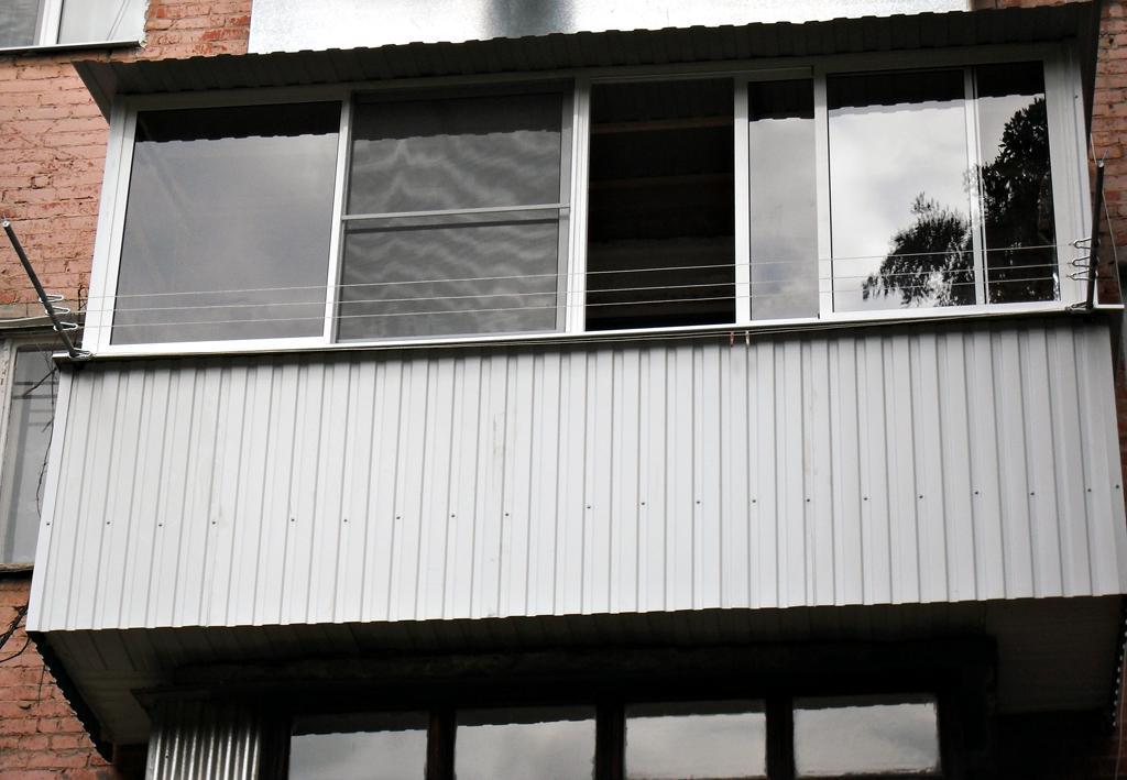 Ремонт балконов, монтаж окон и дверей в краснодаре.