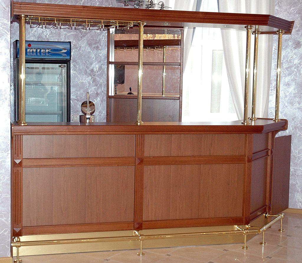 Барные стойки для баров своими руками